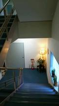 1号館の階段