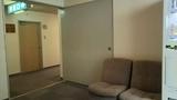 清流荘2階の階段