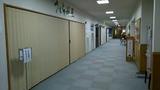 別館1階廊下