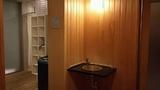 浴室&プール入口