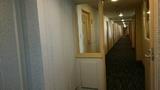 本館和室の廊下