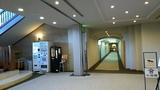 センター棟地階エレベーターホール