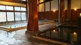 「ふじやま温泉」内湯