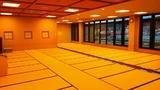 「ふじやま温泉」3階展望休憩室