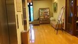 「ふじやま温泉」4階休憩室入口