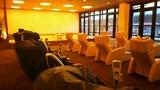 「ふじやま温泉」4階展望休憩室