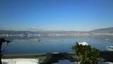 「峰望の湯」露天風呂からの眺め