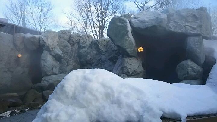 露天風呂・洞窟風呂
