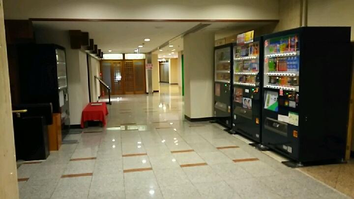 瑞鳳楼2階エレベーターホール