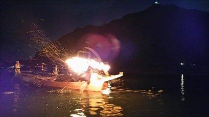 長良川鵜飼い