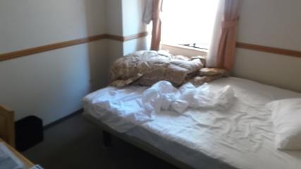 シングルルームです
