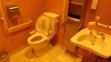 1Fにある身障者向けトイレ