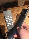 おしゃれな電話です!