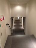 8F 廊下写真です。