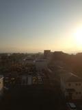 朝起きたら、こんなに素晴らしい景色が!