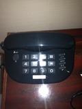 部屋に電話備え付きです。