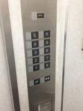 エレベーター写真です。