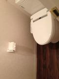 トイレとお風呂が別で最高ですね!!