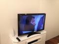 TV写真です。