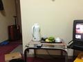 部屋 テーブル写真です。
