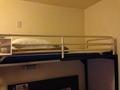 2段ベッドの部屋でした!