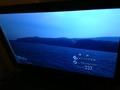 大きなテレビでした!