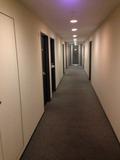 廊下の写真です。