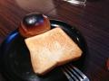 朝食 パンになります。