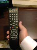 テレビリモコンになります。