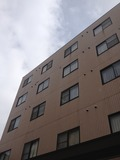 ホテル建物外観になります。