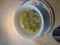 たまごスープ最高でした!