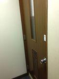 温泉ドアです。