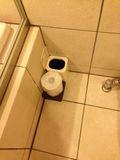 トイレの予備もちゃんと置いてあります。