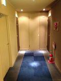 廊下 写真です。