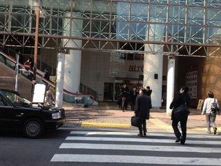 大森駅 写真です。
