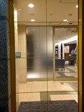 ホテル入り口写真です。