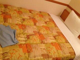 ベッド写真 です。