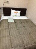 お部屋ベッド 写真です。