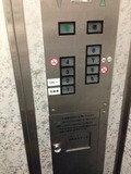 エレベーター 写真です。