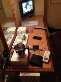 お部屋机写真です。