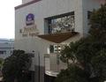 ホテル前の陸橋から撮った写真です。