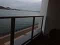 関門海峡が一望できます