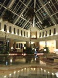 ラグジュアリーなホテル