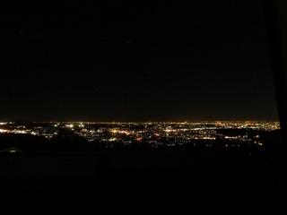 写真クチコミ:夜景がキレイでした