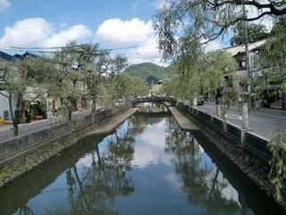 城崎の温泉街