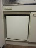 冷蔵庫あります。