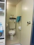 トイレ全体写真です。