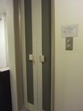 バスルーム入り口です。