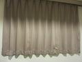 部屋のカーテンきれいでした。