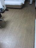 床はきれいでした。